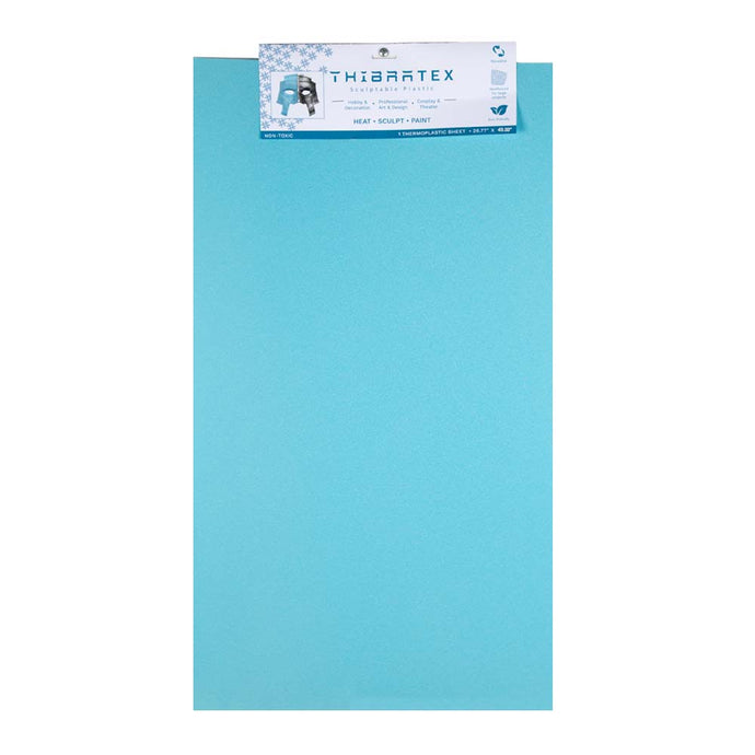 Thibra Tex - Biodegradable Thermoplastic Sheet (Half Sheet - 26.8