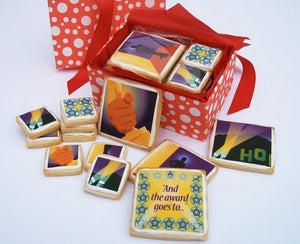 Small Party Cookies Gift Box - ModernBiteLA