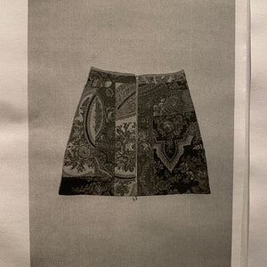 Archive Sale - Mini Skirt - SMALL