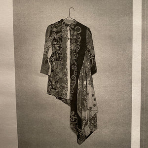 Archive Sale - Draped Tunic - SMALL