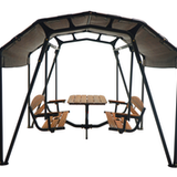 460 GN Sunset Swing Glider