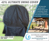 421L Sunset Swing - New Color Upgrades Available & Free Custom Cover with your purchase.