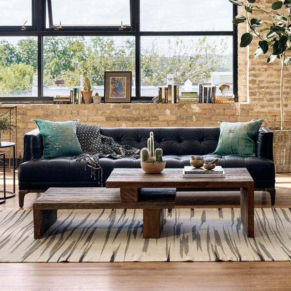 Looks we Love: Mixed Material Modern Loft