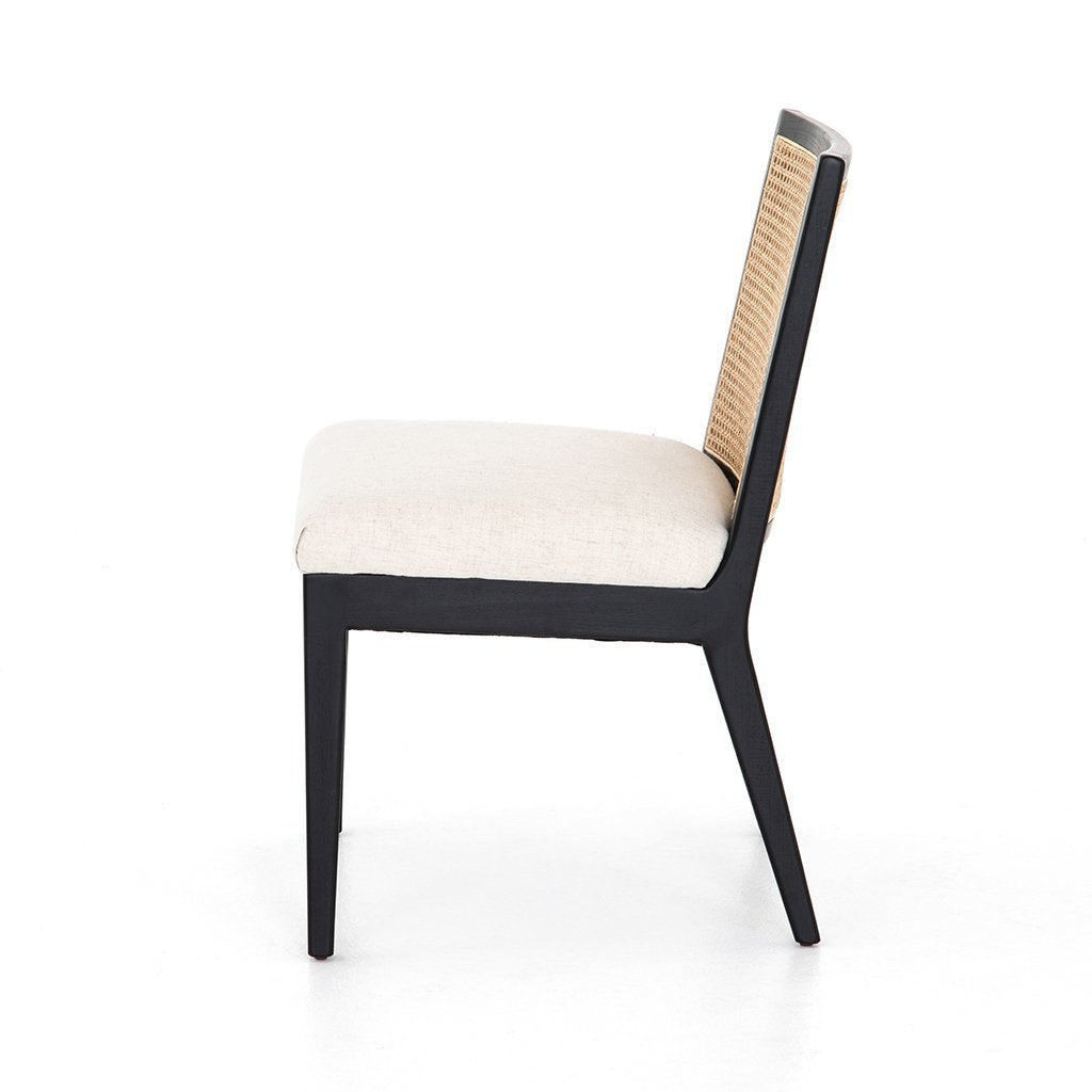 cane dining chair Antonia