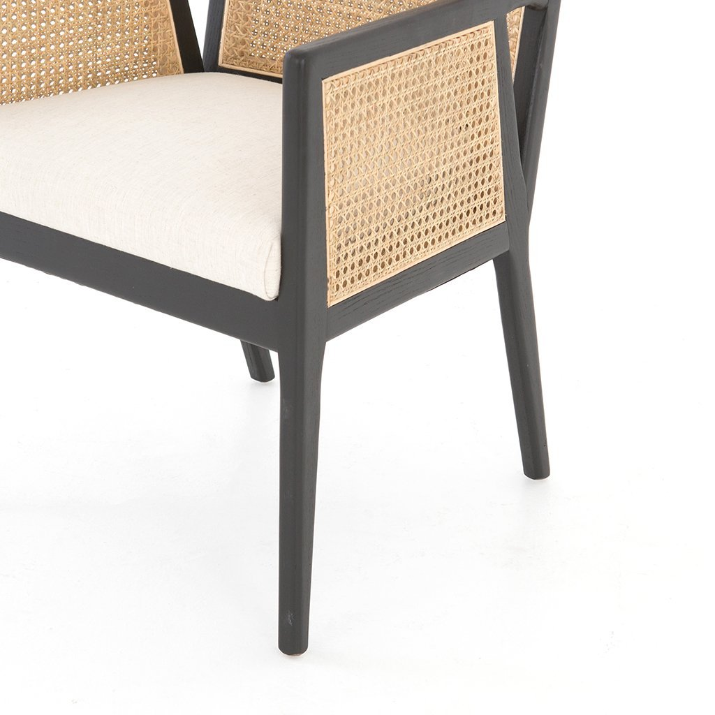 Antonia Cane Dining Arm Chair CPRL-0091219-084P