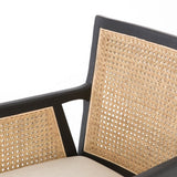 Four Hands Cane Dining Chair