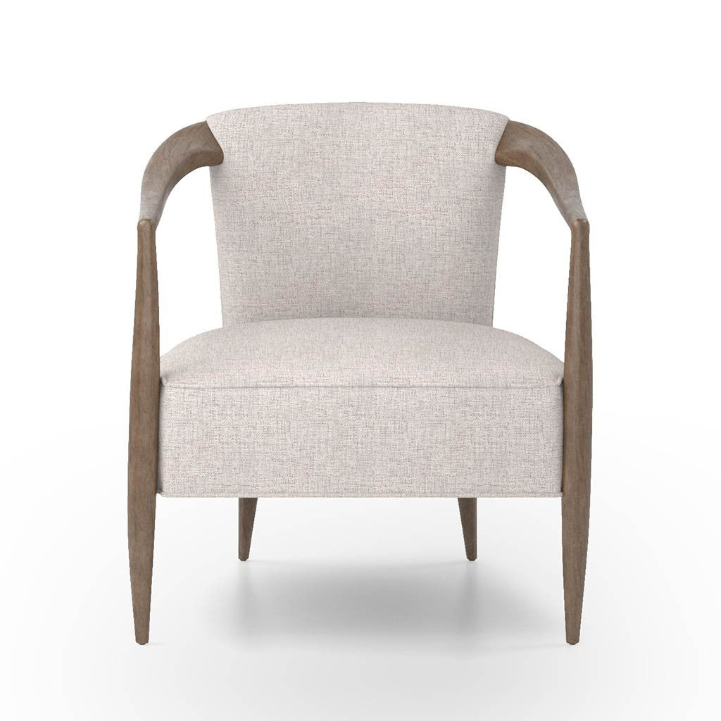 Four Hands Atwater Chair - Axis Stone CKEN-E8A3-399