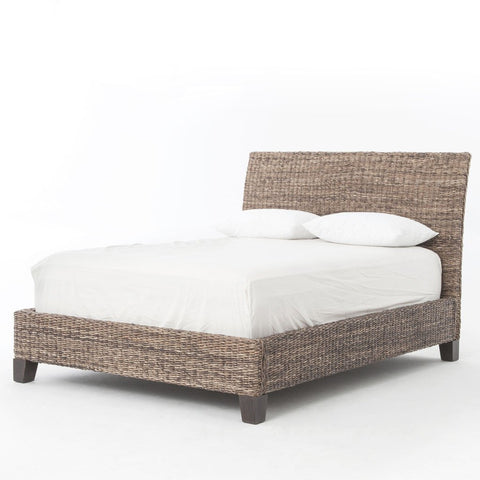 Newhall Bed - Harbor Grey