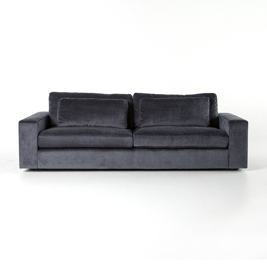 Bloor Sofa - Soft Charcoal Grey
