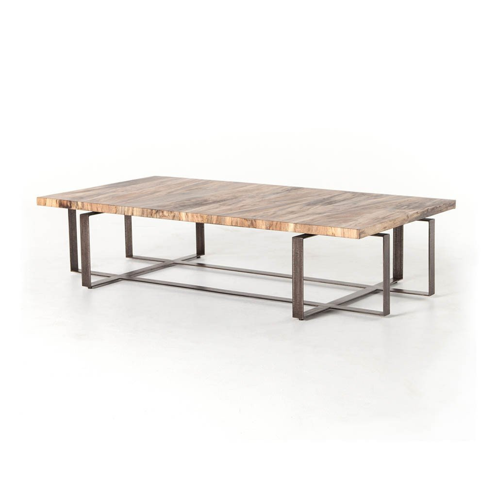 Brant Coffee Table - Spalted Primavera UWES-005B