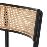 cane back Britt Dining Chair