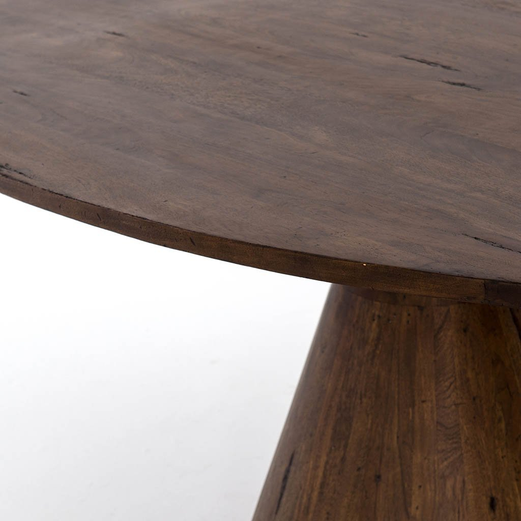 Bronx Oval Dining Table Four Hands