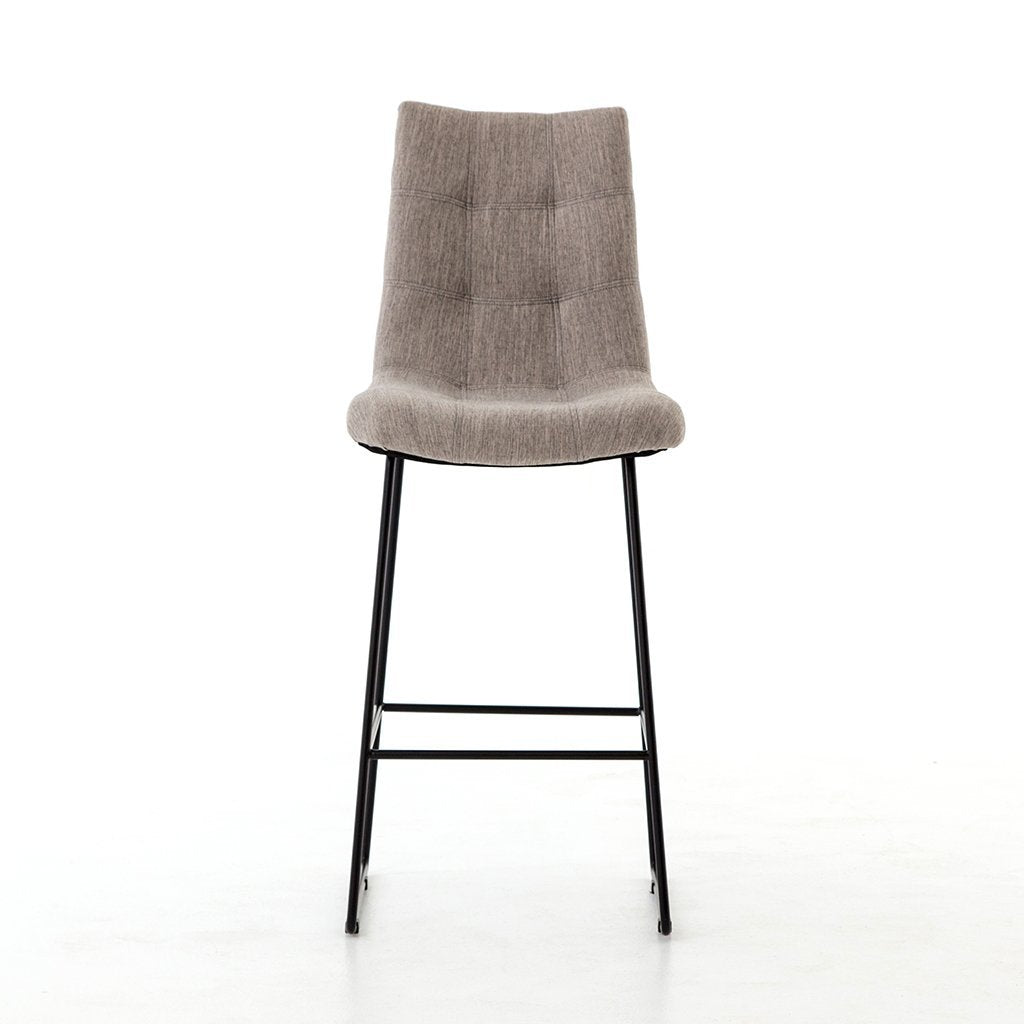 Camile Bar and Counter Stool in Savile Flannel