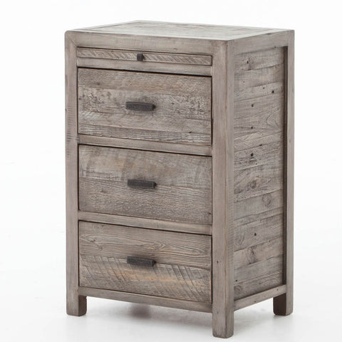 Wyeth 5 Drawer Dresser - Dark Carbon