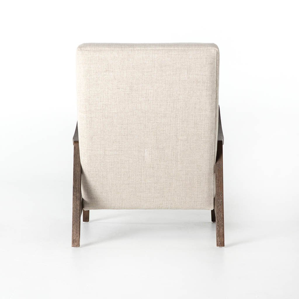 Four Hands Chance Chair - Linen Natural CKEN-11247-188