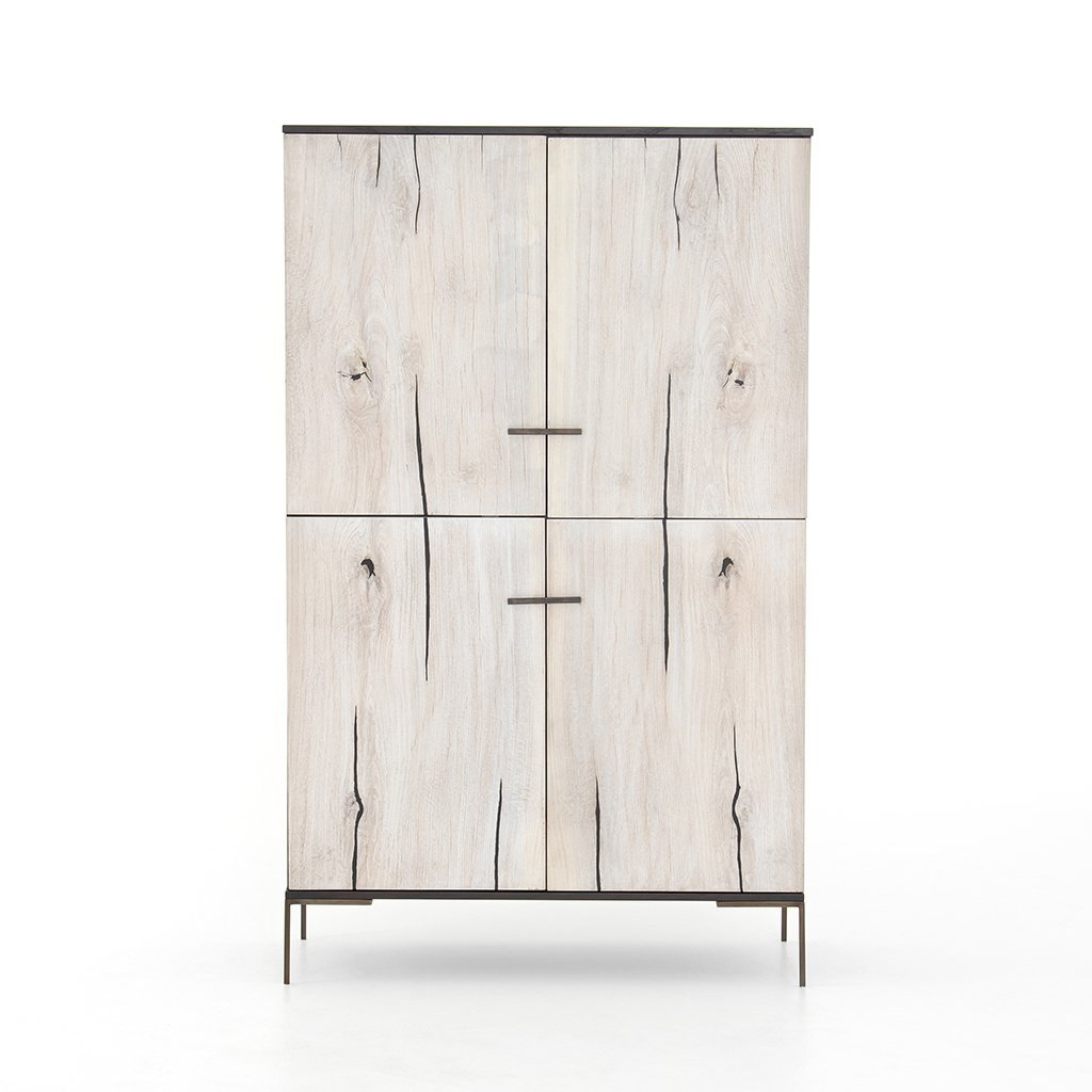 Cuzco Cabinet Four Hands Furniture UWES-176A