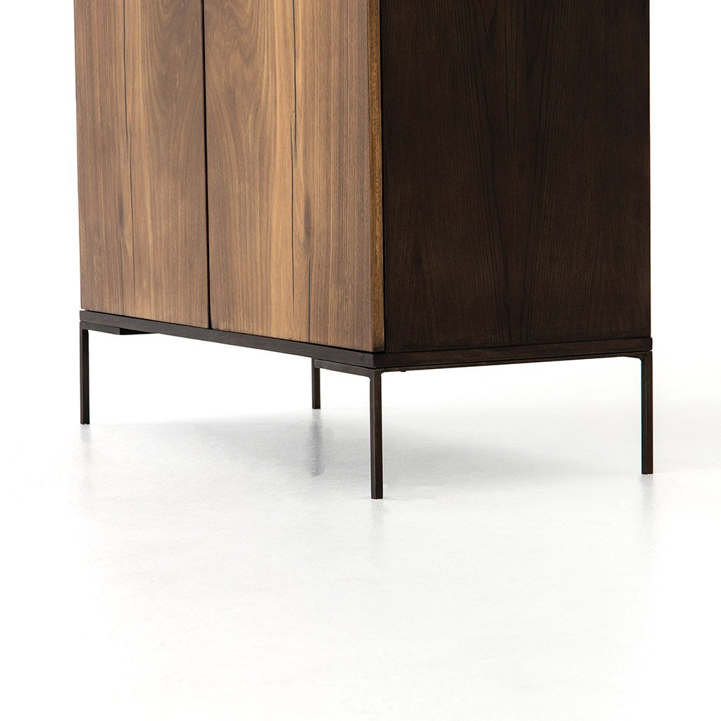 Cuzco Cabinet Natural Yukas Four Hands Furniture UWES-176