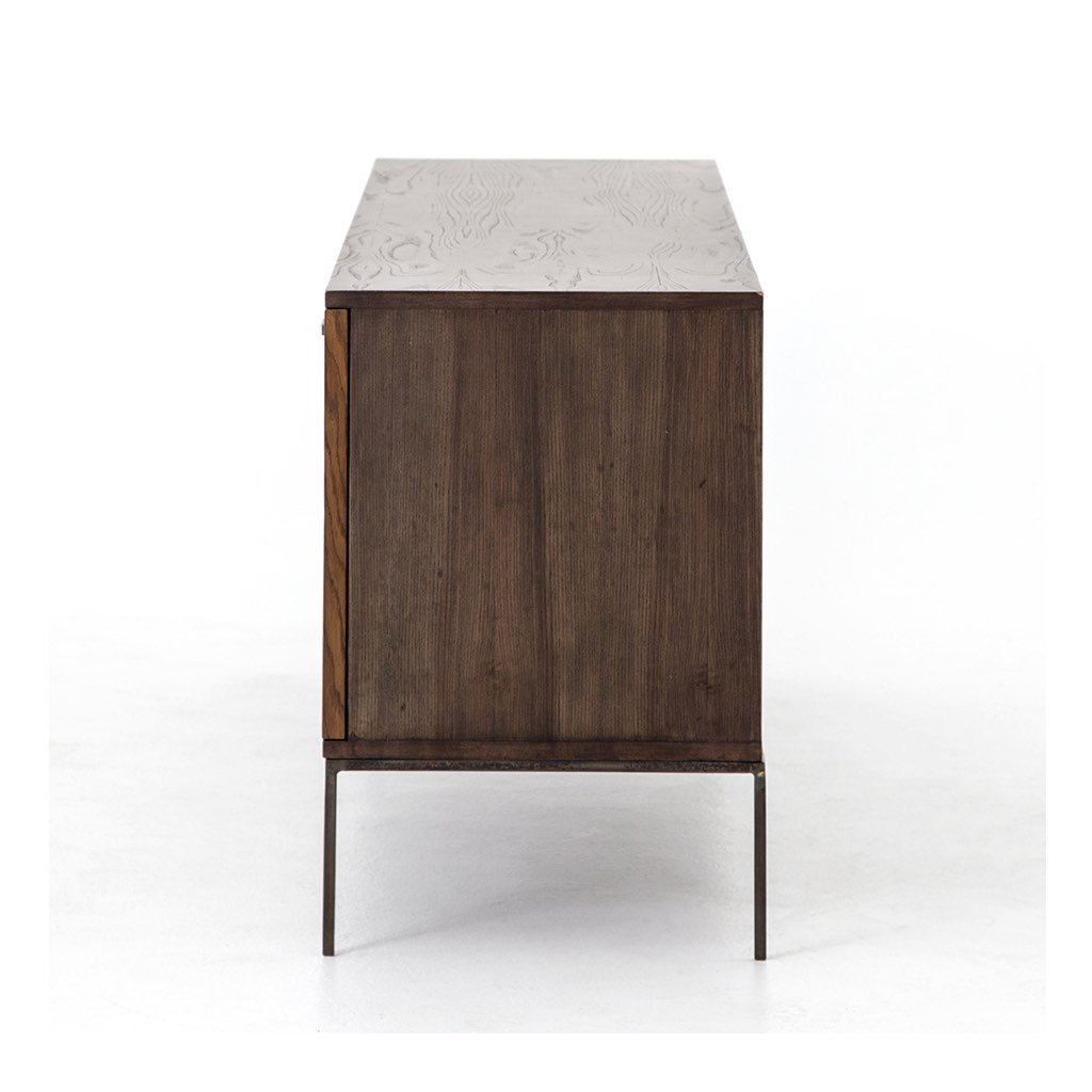 Cuzco Media Cabinet Four Hands Furniture