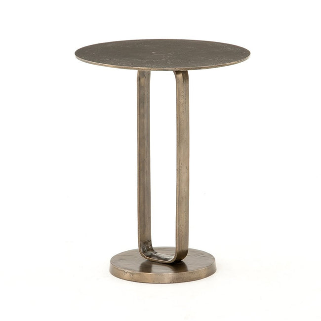 Douglas End Table Aged Bronze IMAR-215A