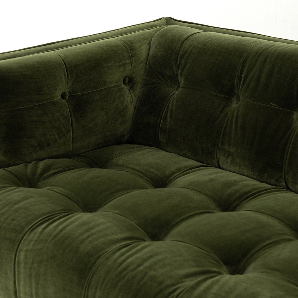 Dylan Sofa - Sapphire Olive Four Hands CKEN-E1C-557