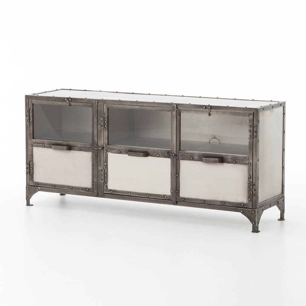 Element Media Console - Nickel IELE-PTV-NKLANT