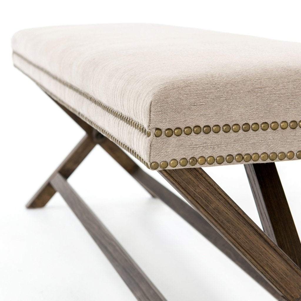 accent bench twill