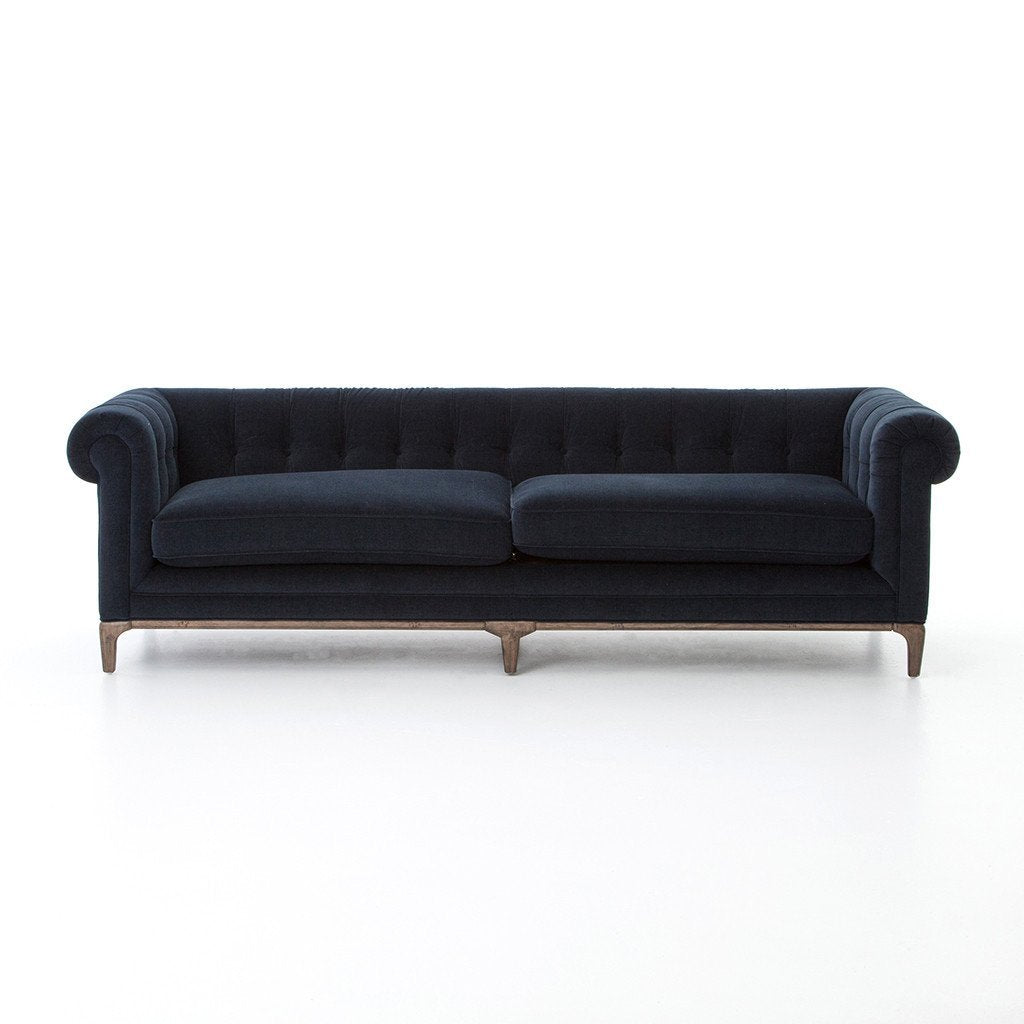 Griffon Sofa - Plush Navy