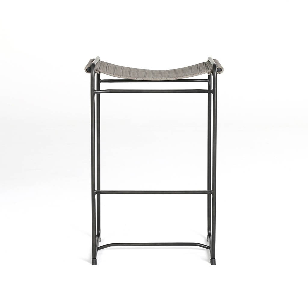 Halifax by Four Hands Furniture Backless bar and counter stool