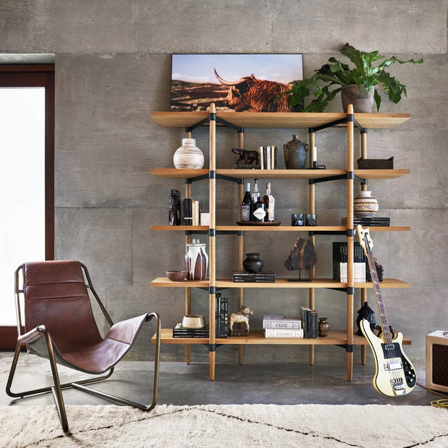 Four Hands Furniture Holmes Bookshelf