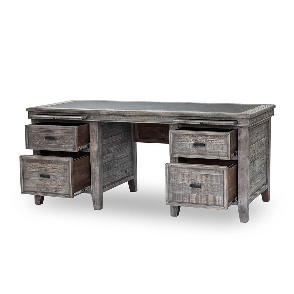 Irish coast desks - black olive