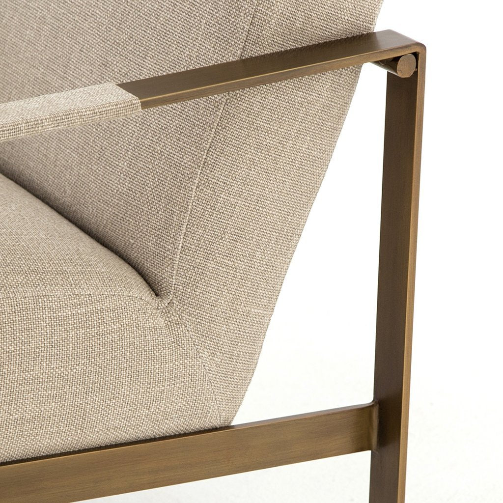 modern living room accent chair