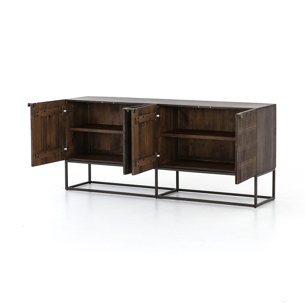 Kelby Carved Sideboard