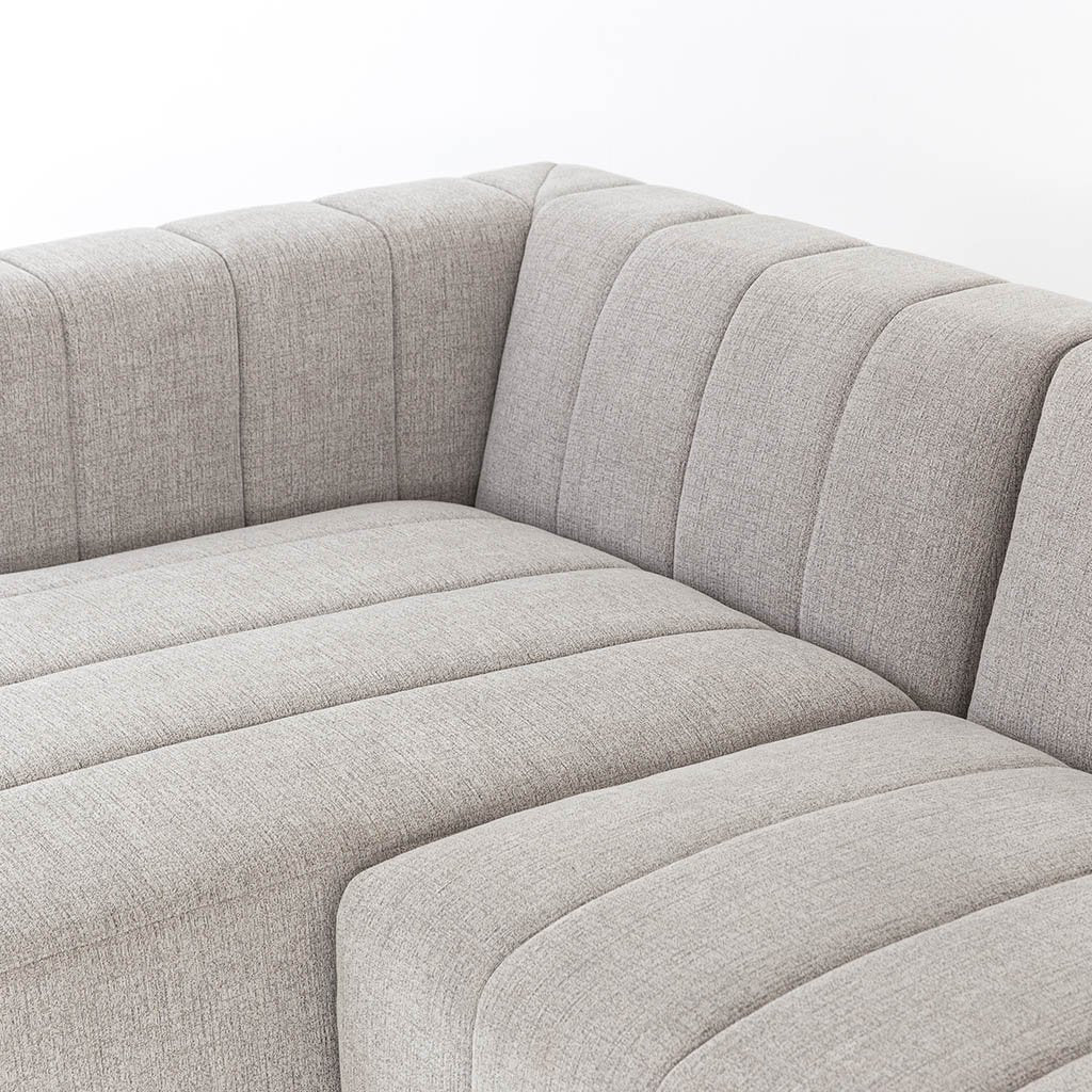 Langham Three Piece Sectional Sofa with Chaise CGRY-001-320-S5