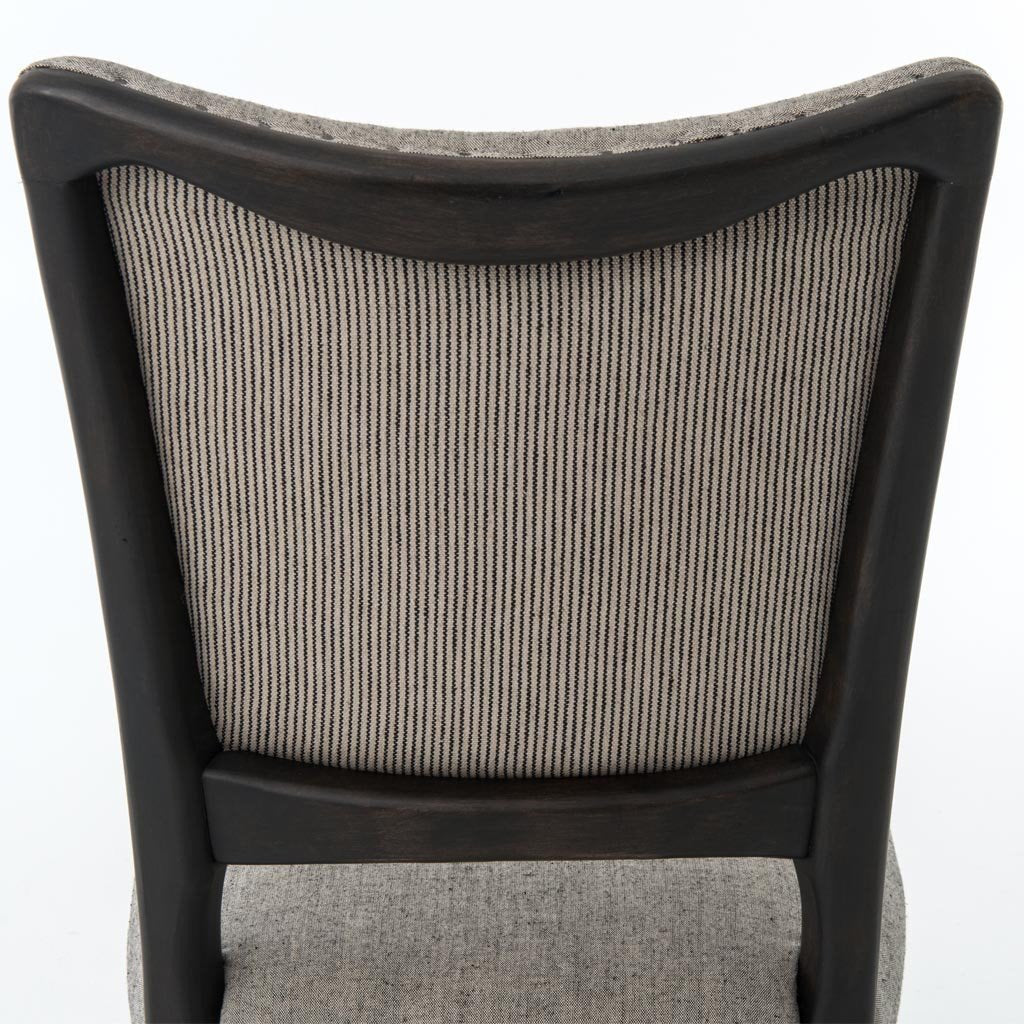 Lennox Dining Chair - White Gray CABT-18A