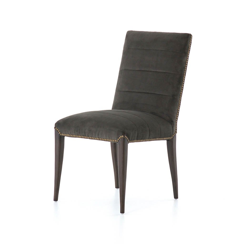Nate DIning Chair - Bella Smoke CABT-4432-162