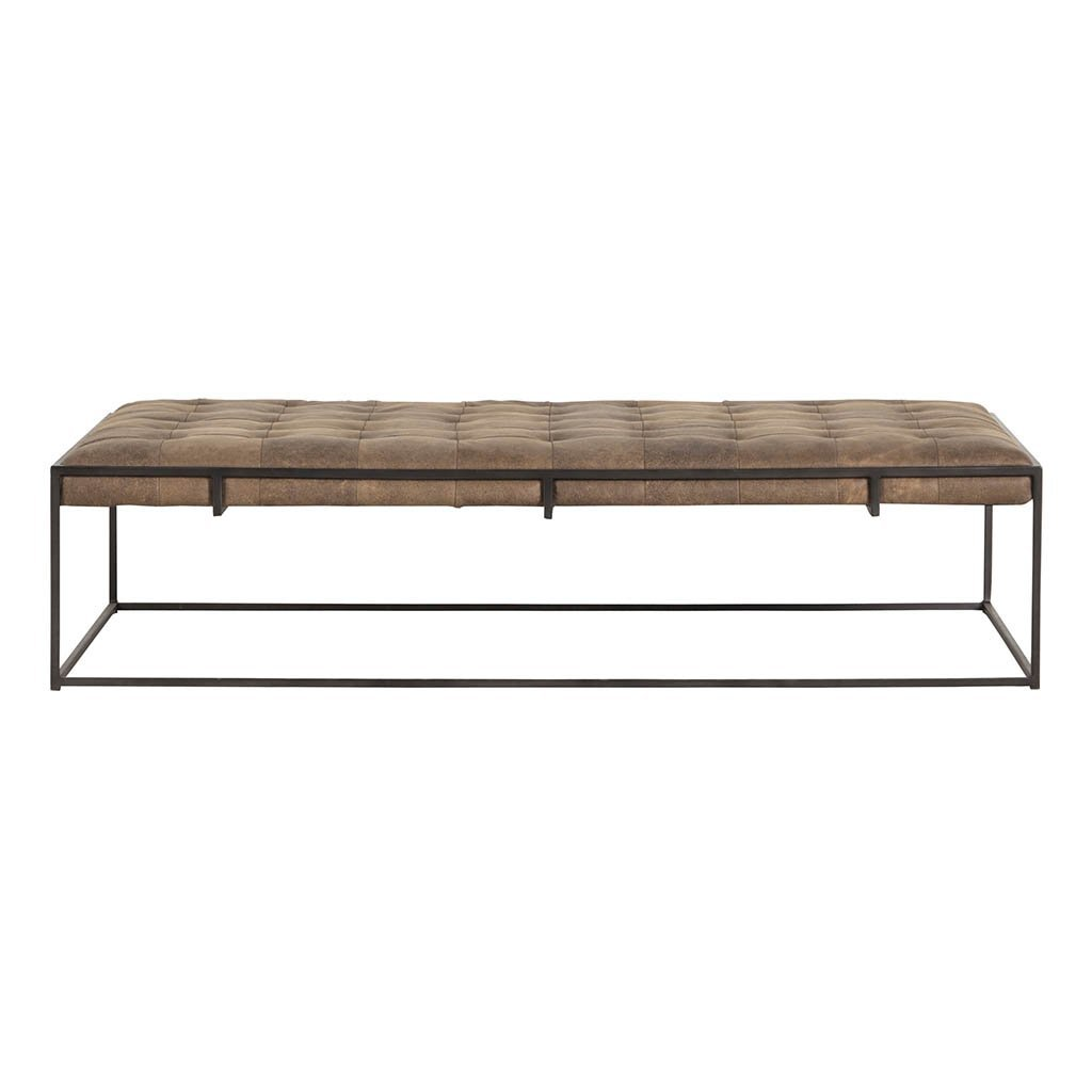 Oxford Coffee Table Umber Grey CIRD-14337-061