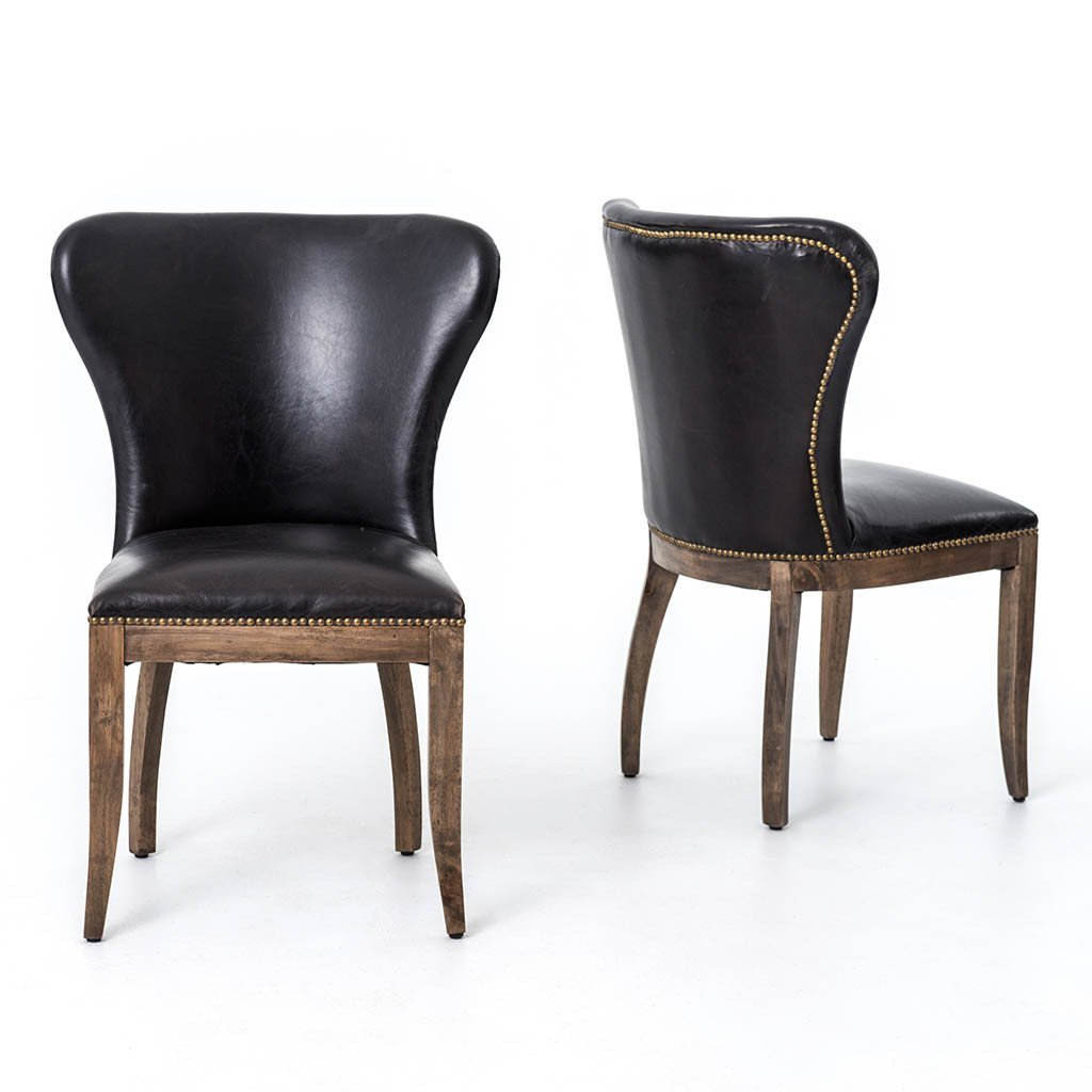 Richmond Dining Chair - Black