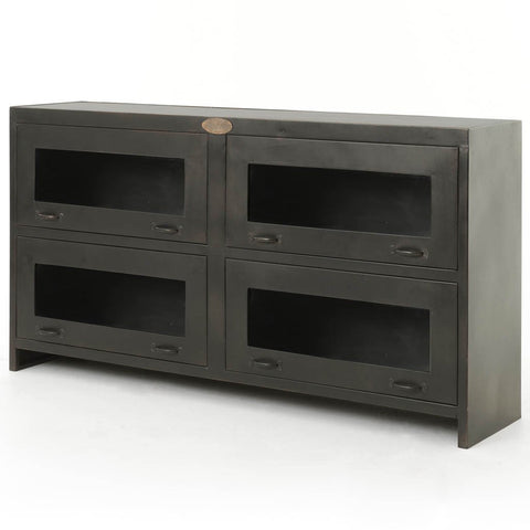 Tucker 2 Drawer Media Console