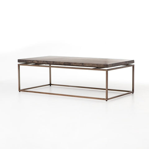 Covell Sectional Corner Table - Bleached Yukas