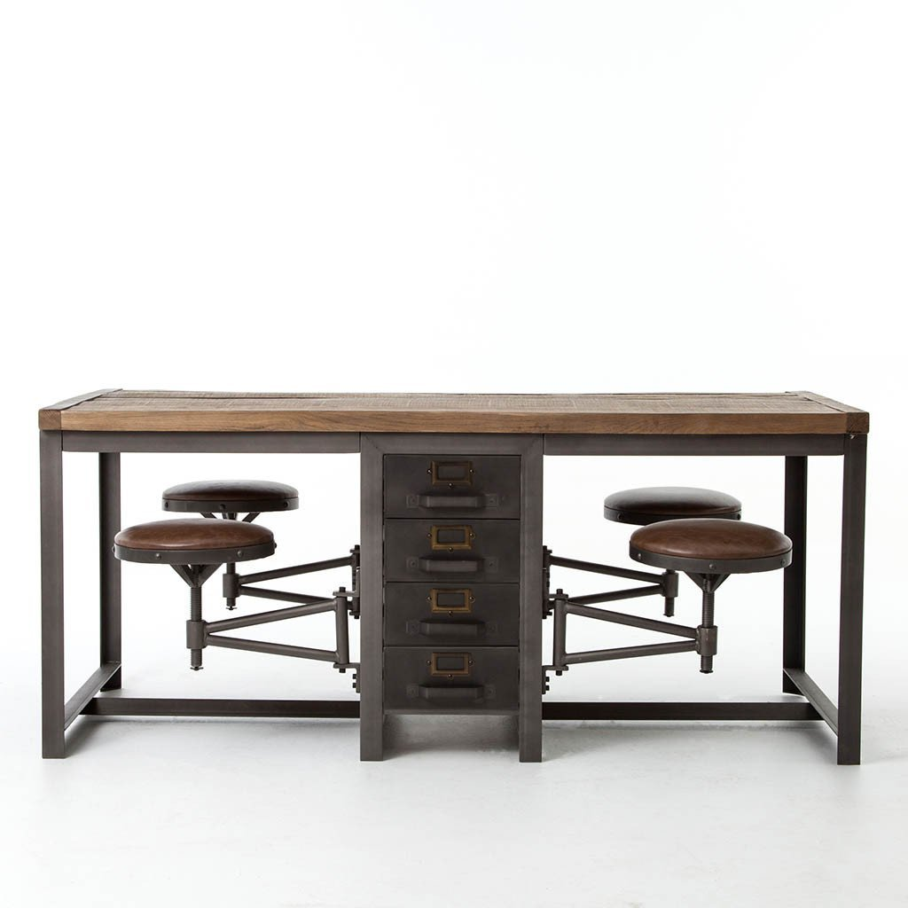 Four Hands Rupert Work Table