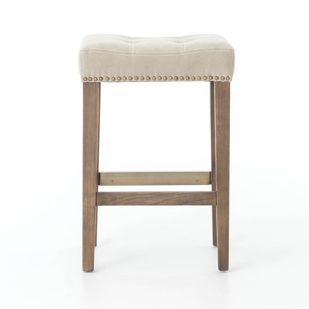 Sean Stool - Desert Canvas Four Hands CASH-02GB-24