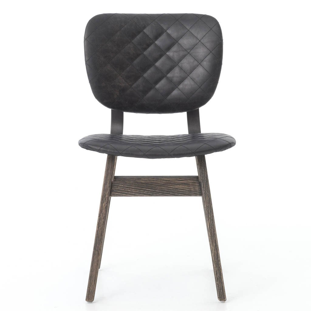 Sloan Dining Chair - Ebony CIRD-83G4E1-ASM3