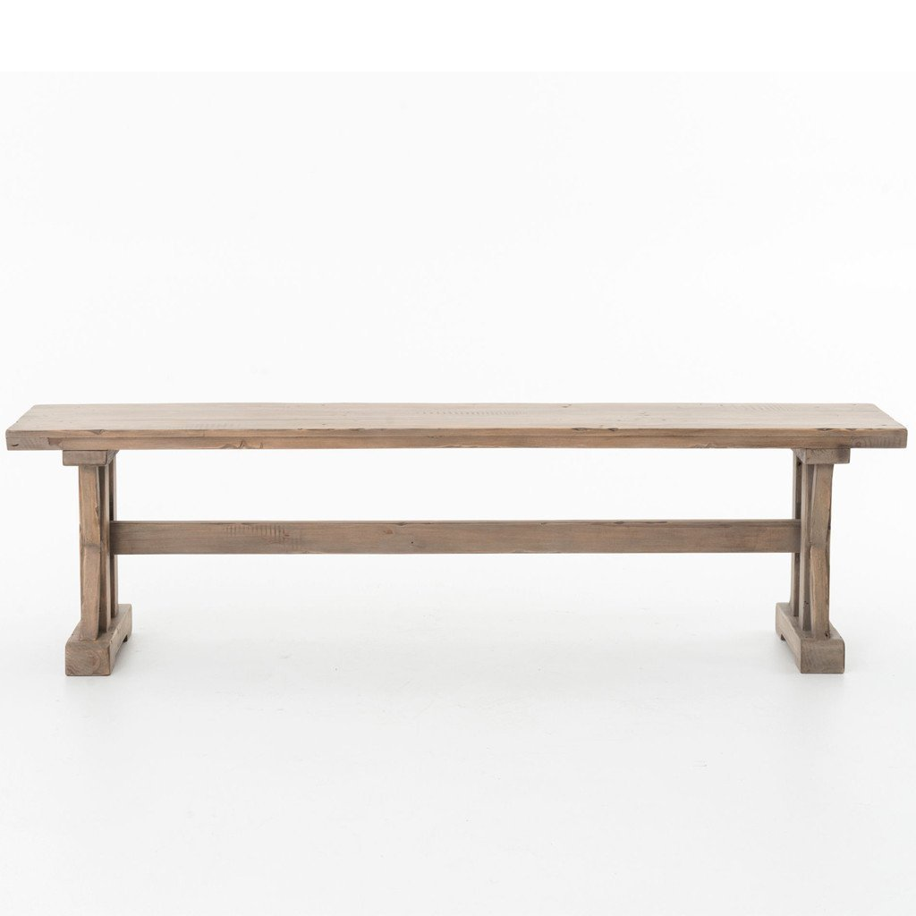 Tuscan spring dining benches