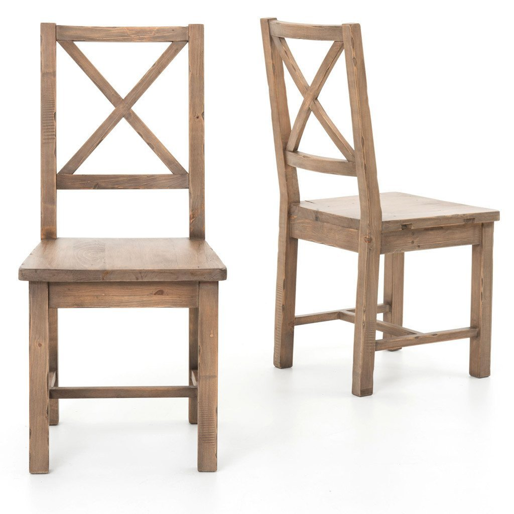Tuscan spring dining chairs
