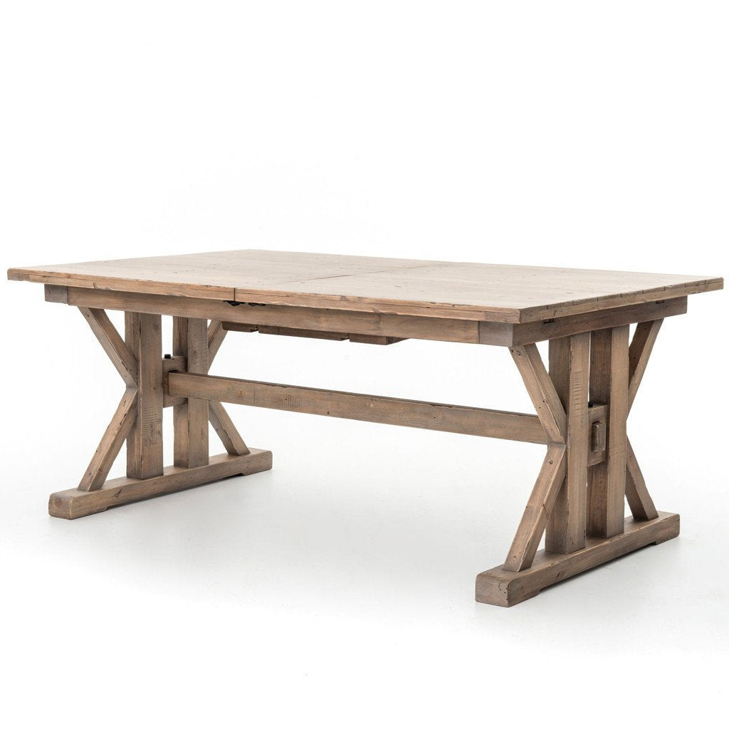 Tuscan spring extension dining tables