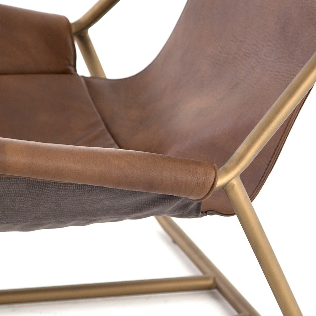 Vera Chair - Patina Brown Four Hands