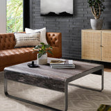 modern tufted leather sofa