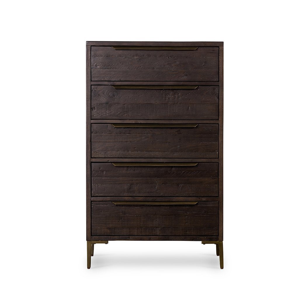 Wyeth 5 Drawer Dresser VWYT-004B Front Detail