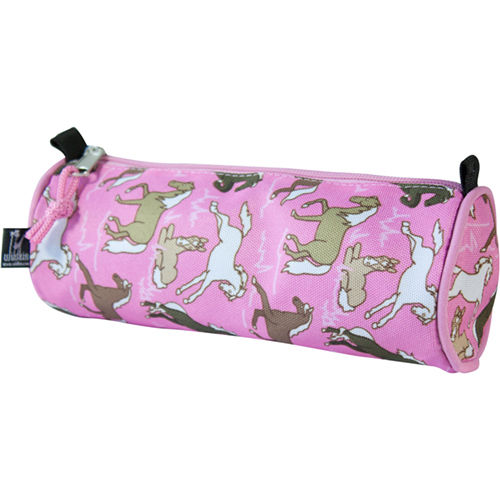 Wildkin Horses in Pink School Pencil Case