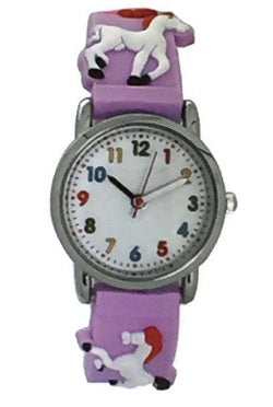 Purple Youth Children's Watch